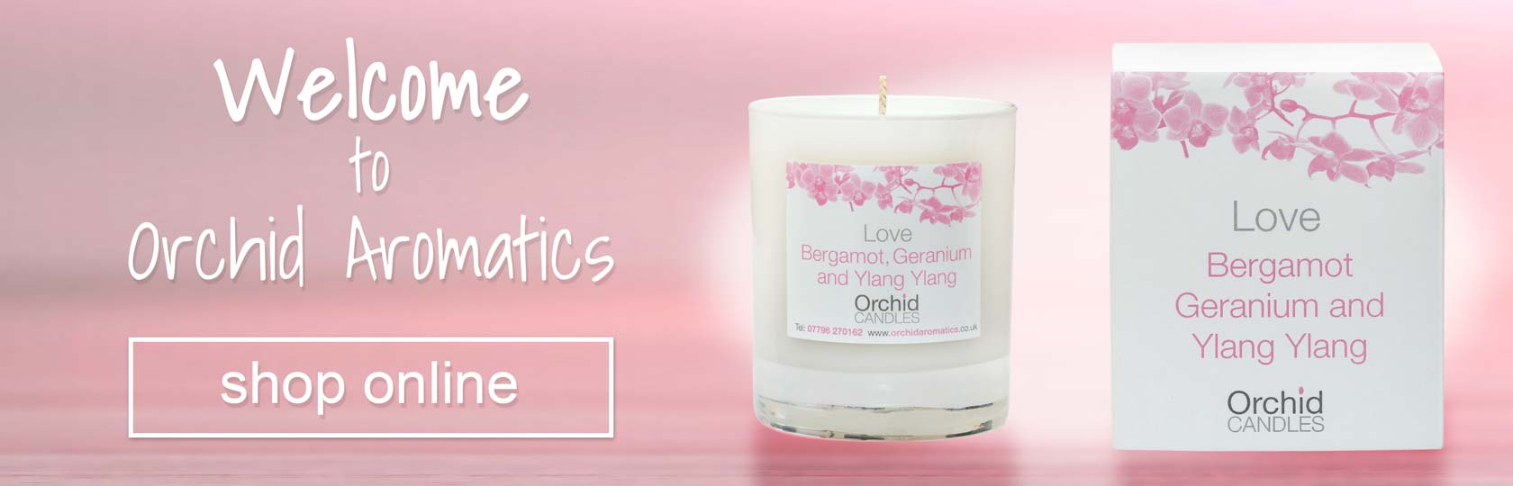 Love Bergamot geranium and Ylang
